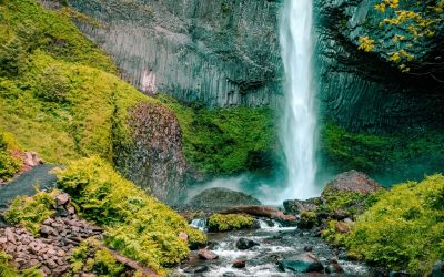 4 cascade din timpuri imemoriale