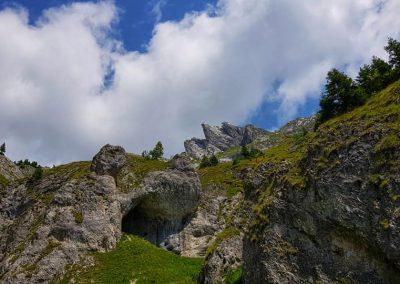 Drumeții la Urieșul IORGOVAN 1