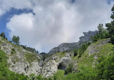 Drumeții la Urieșul IORGOVAN 8