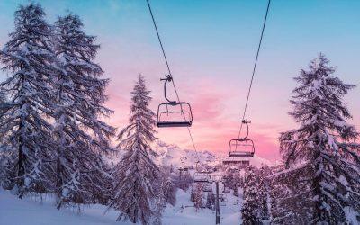 Pârtii de ski din Valea Jiului