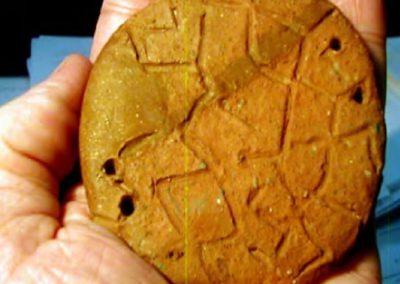 Cassiopeia tableta medalion