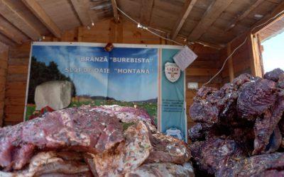 Brânza lui BUREBISTA & pâinea lui DECEBAL