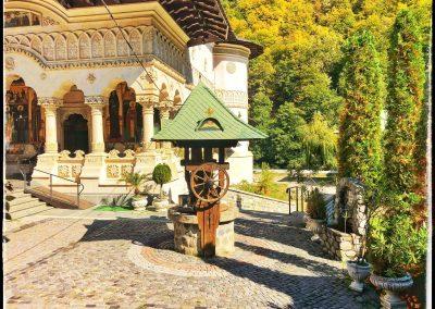 Mănăstirea LAINICI 8