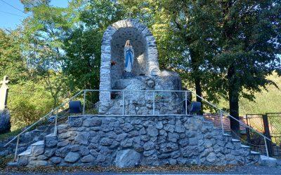 Povestea Statuii Maicii Domnului